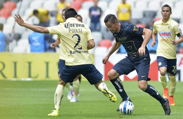 América - Pumas: a 90 minutos del primer semifinalista