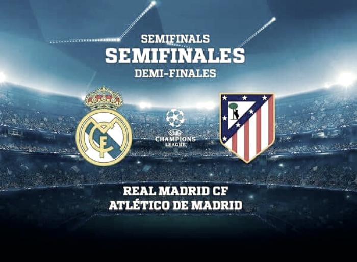 El rival del Atleti: el Real Madrid