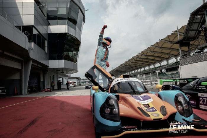 Win Motorsports vence primeira bateria do Asian LMS Sprint em Sepang