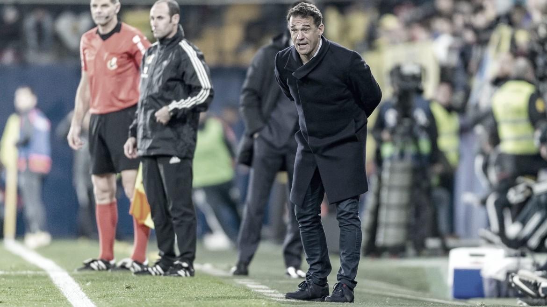 Luis García Plaza, nuevo entrenador del Mallorca