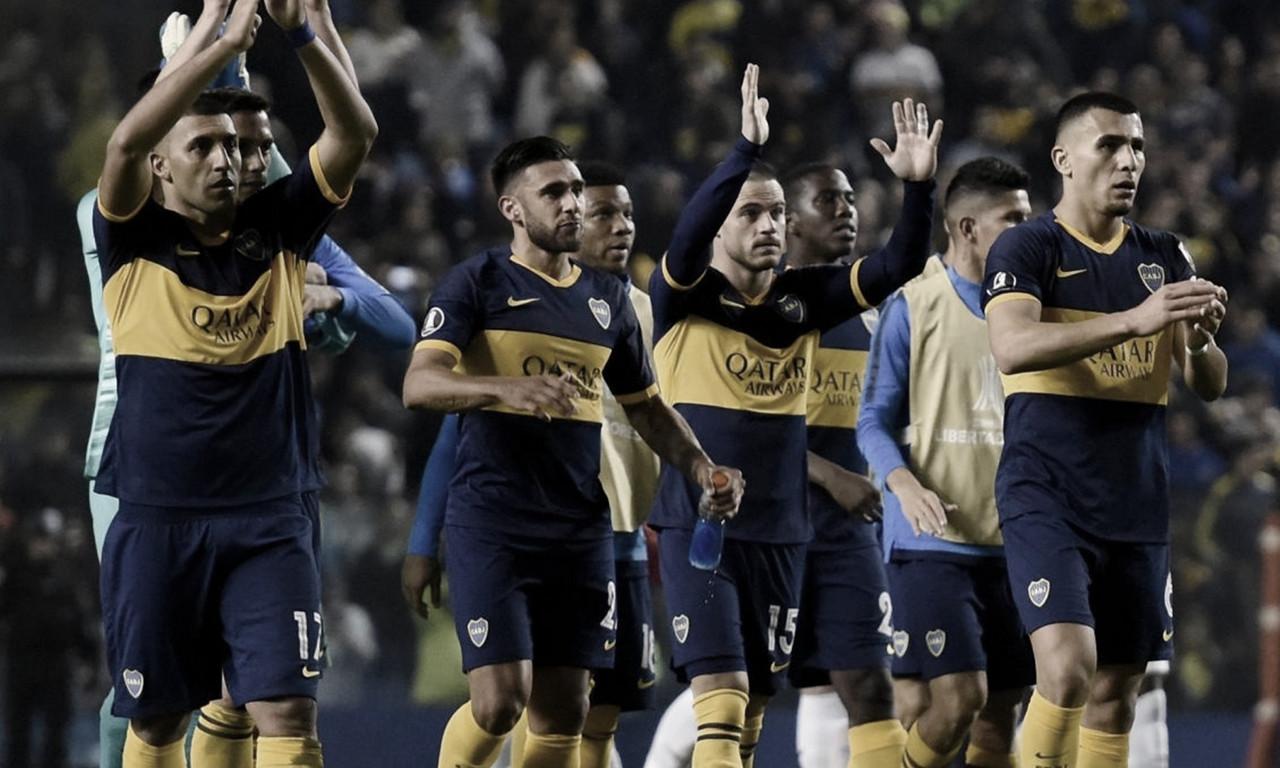 Previa Liga de Quito - Boca: comienza otro paso en la Copa