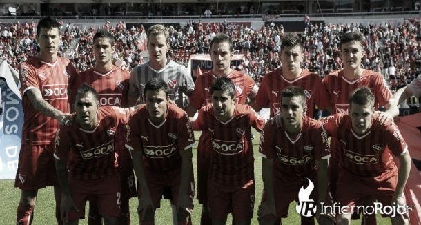 """Independiente-Rosario Central: Puntuaciones del """"Rojo"""""""