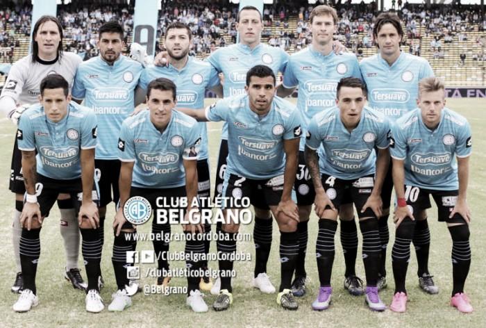 Belgrano - Vélez: puntuaciones del 'Celeste'