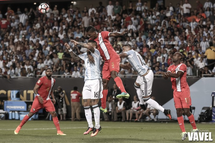 Images and Photos of Argentina 5-0 Panama in Copa America Centenario 2016