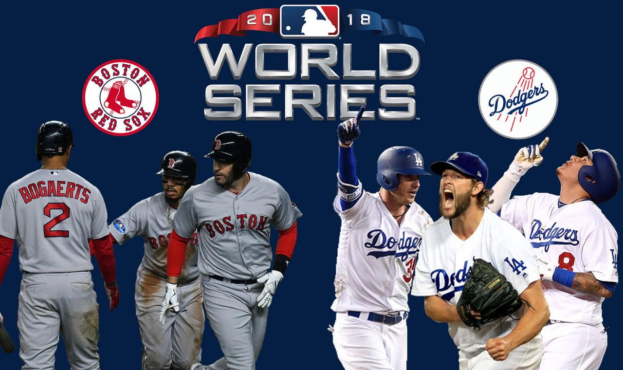 Boston Red Sox vs Los Angeles Dodgers