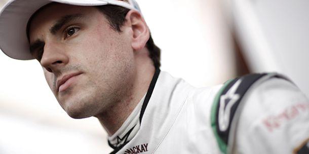 Williams anuncia Sutil como piloto de reserva