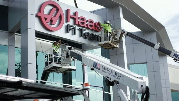 Haas reforça equipa técnica
