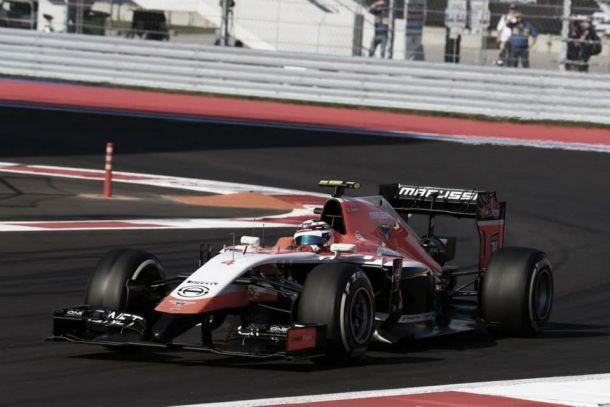 Última hora: Manor passa testes de colisão da FIA
