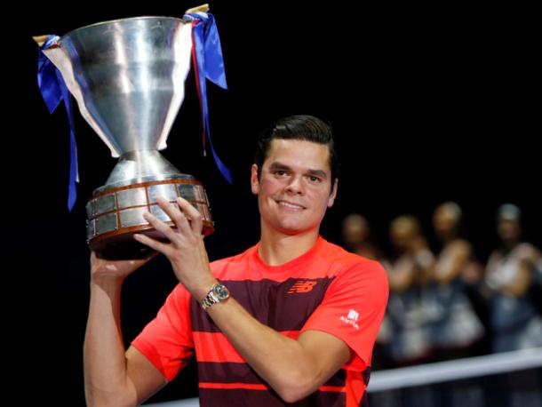 ATP San Pietroburgo, titolo a Raonic