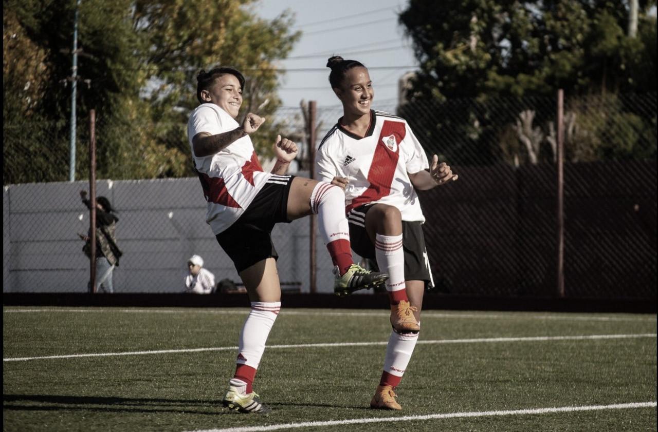 El fútbol femenino de River sigue en lo más alto
