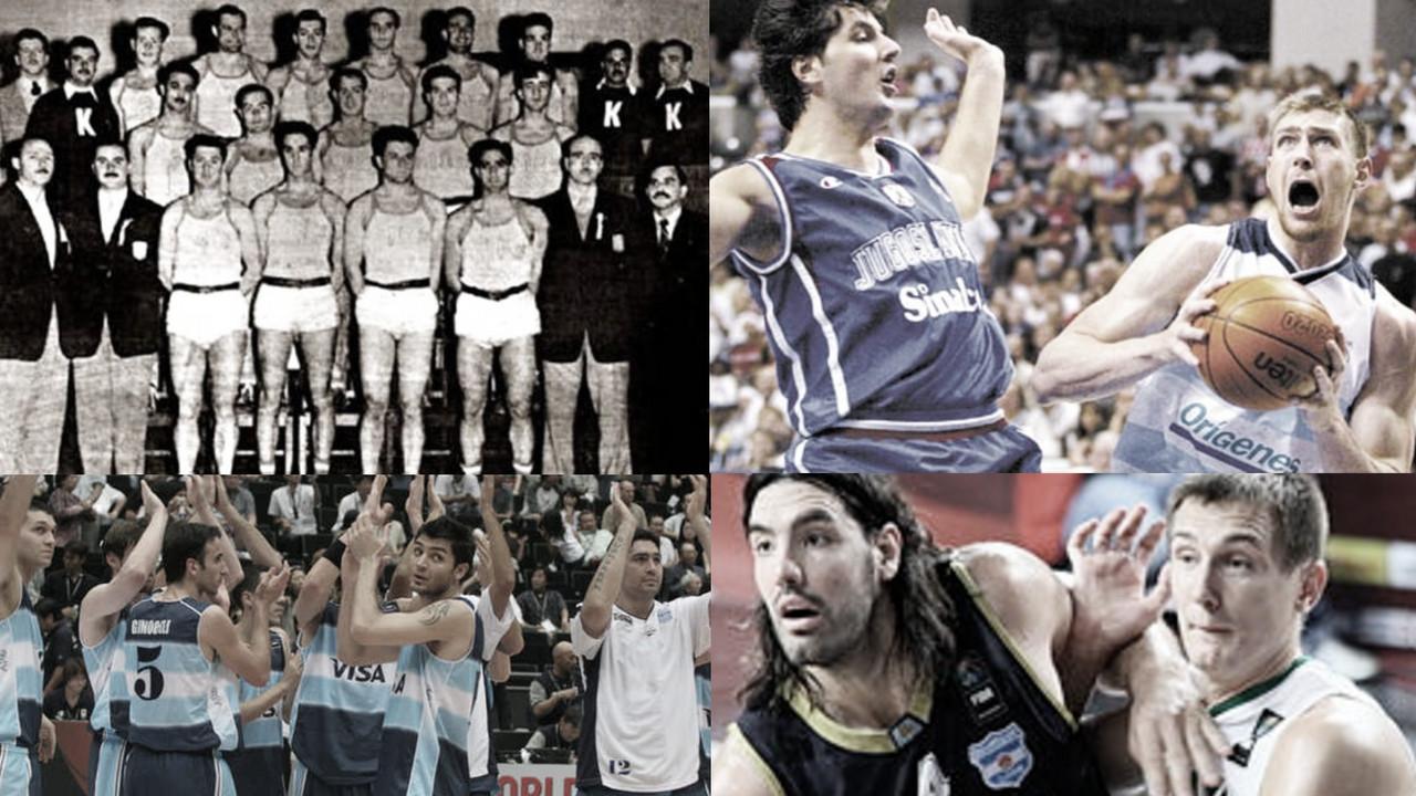La historia de la Argentina en mundiales