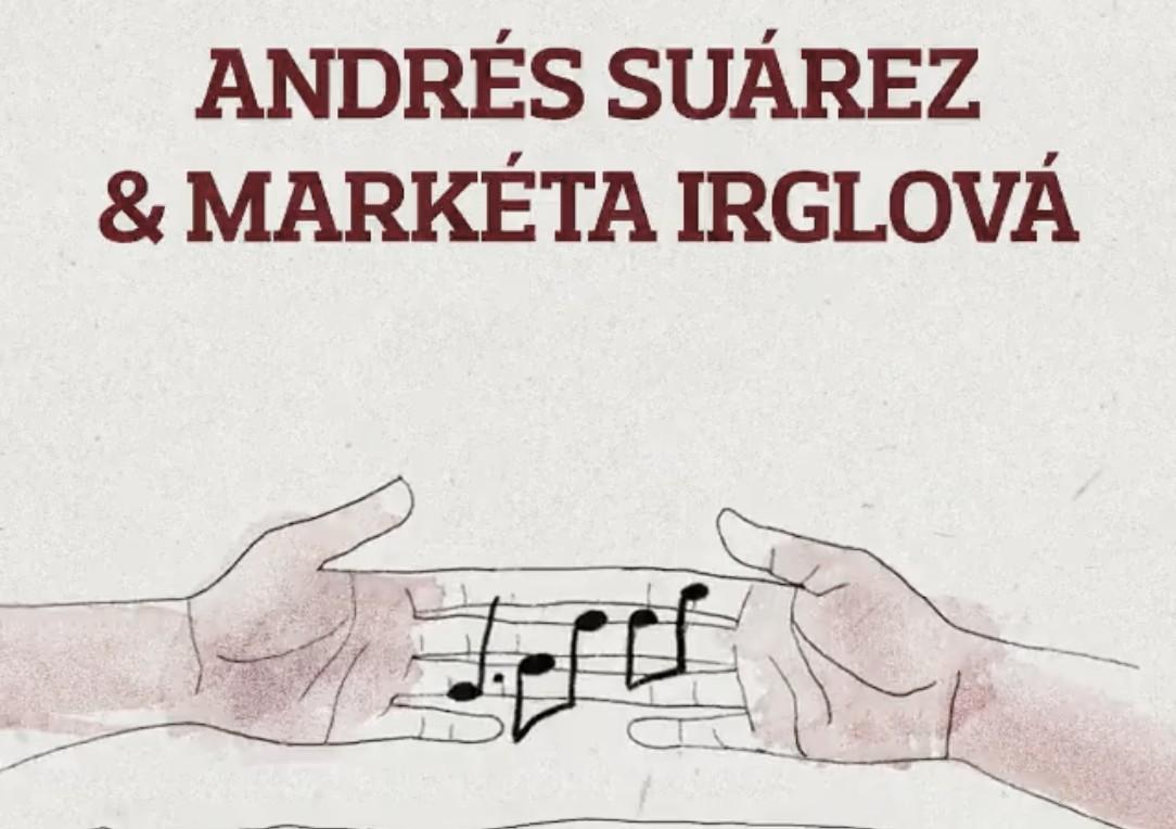 """Andrés Suárez y Markéta Irglová se unen para dar vida a """"Nuestra Canción"""""""