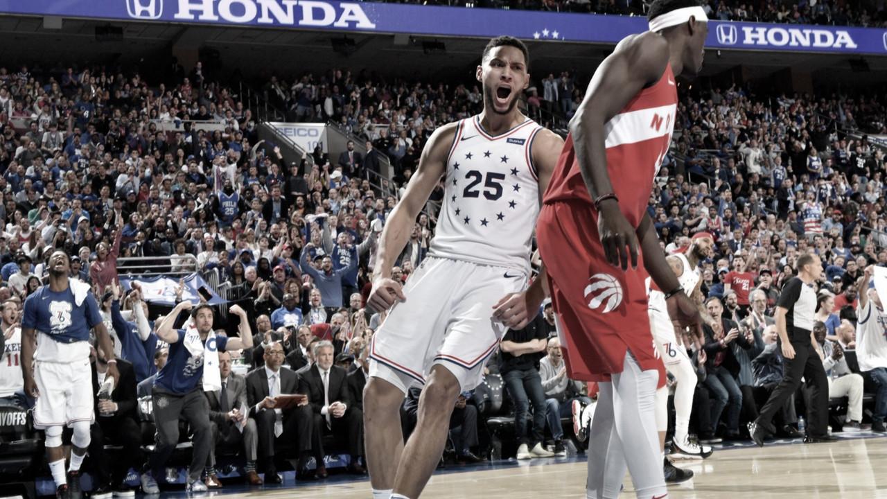 Los 76ers ganan y fuerzan el séptimo partido