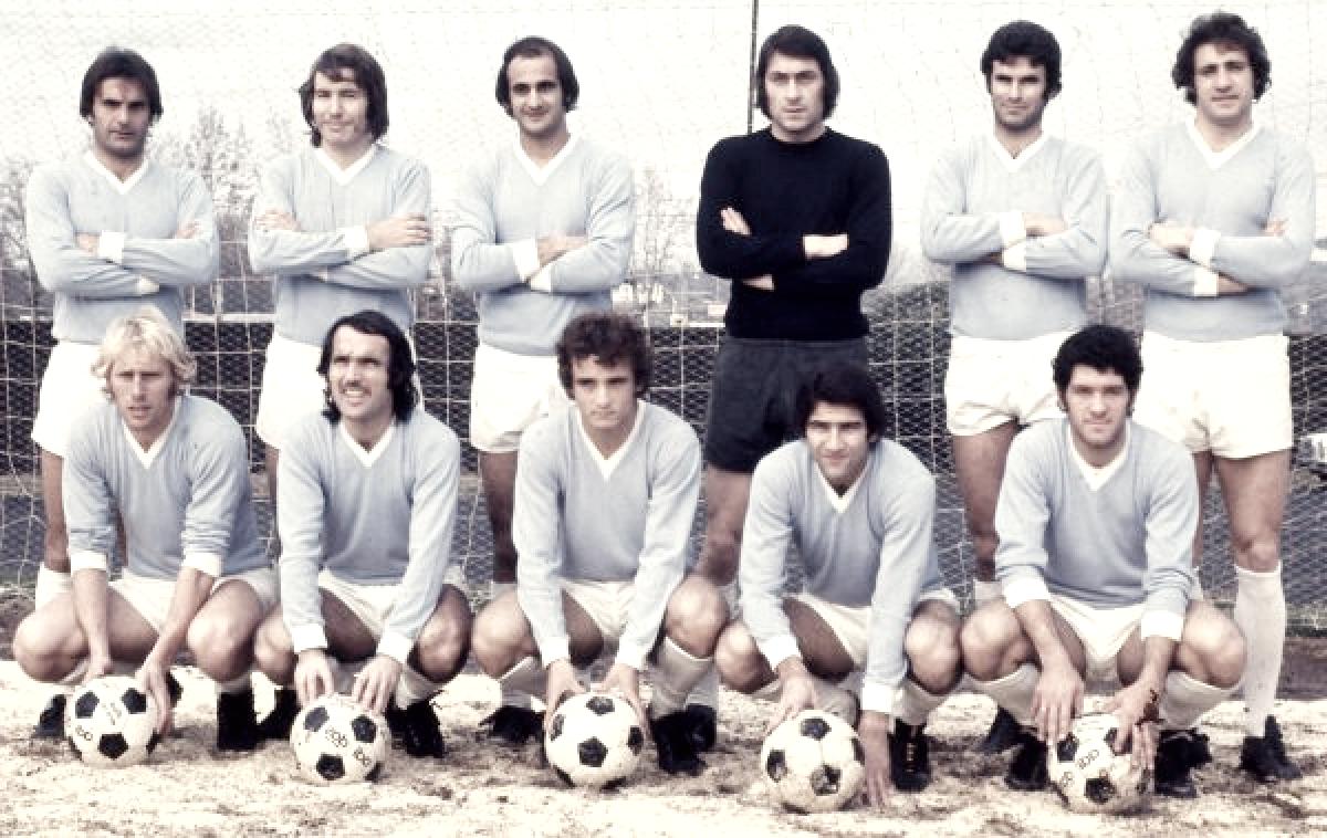 La paradoja de la Lazio de las Pistolas (1974)