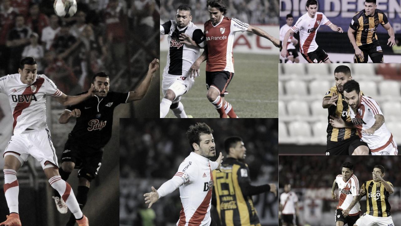 Las series del River de Gallardo ante clubes paraguayos