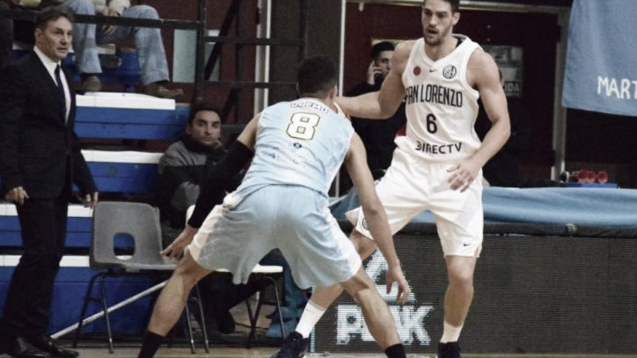 Playoffs Liga Nacional: San Lorenzo ganó y espera rival
