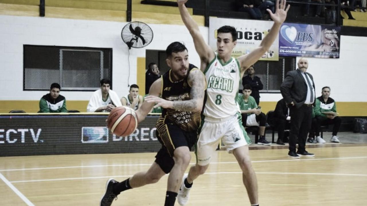 Playoffs Liga Nacional: Comunicaciones marcó territorio