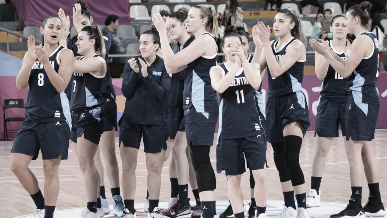 Lima 2019, Básquet Femenino: las Gigantes vencieron a Canadá y culminaron quintas