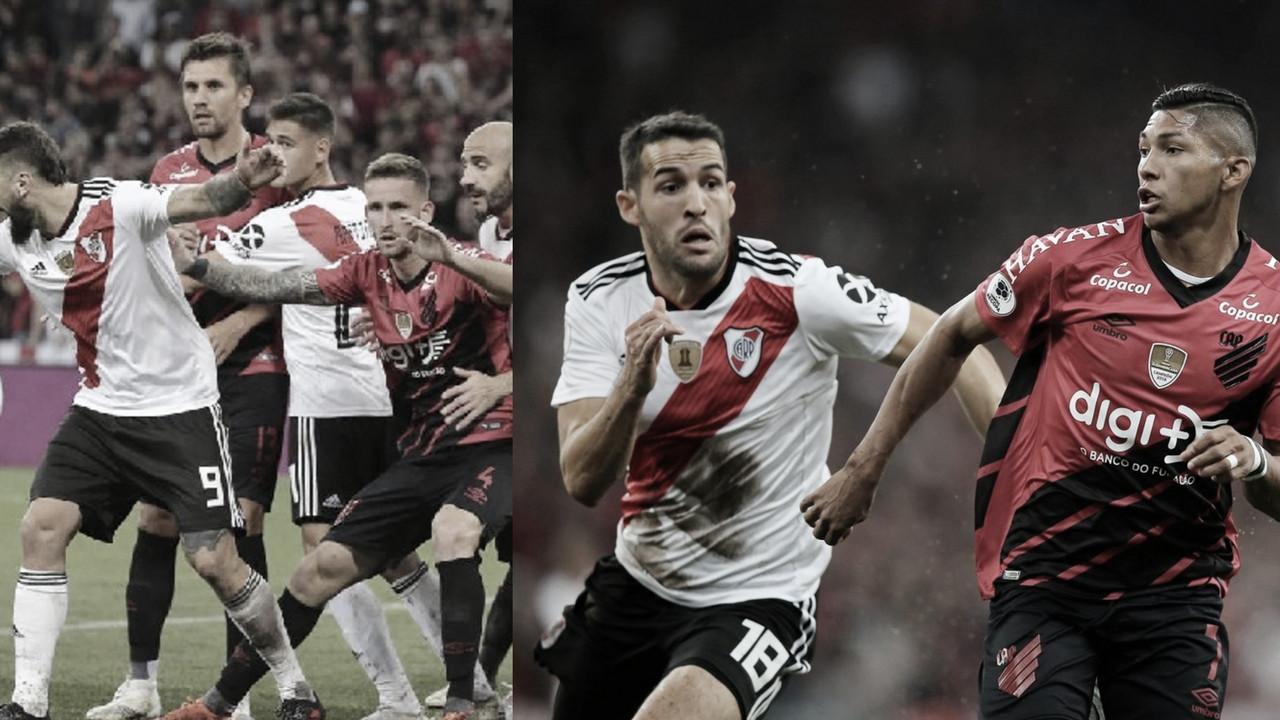 Previa River Plate - Atlético Paranaense: por la gloria