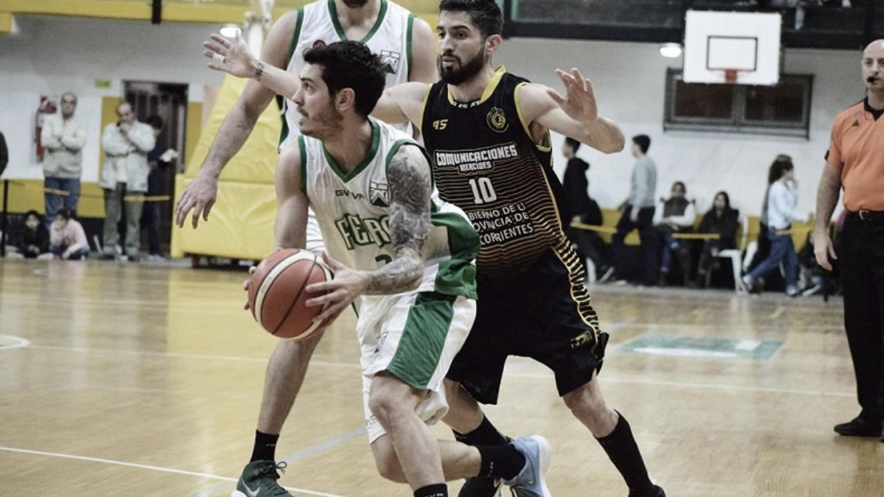 Playoffs Liga Nacional: Ferro dio vuelta la tortilla