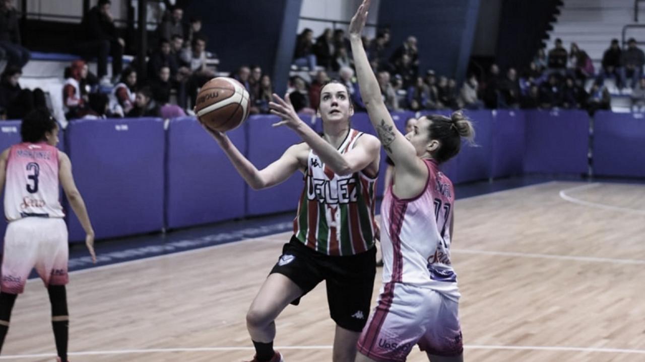Liga Femenina: Quimsa ganó con lo justo en Liniers