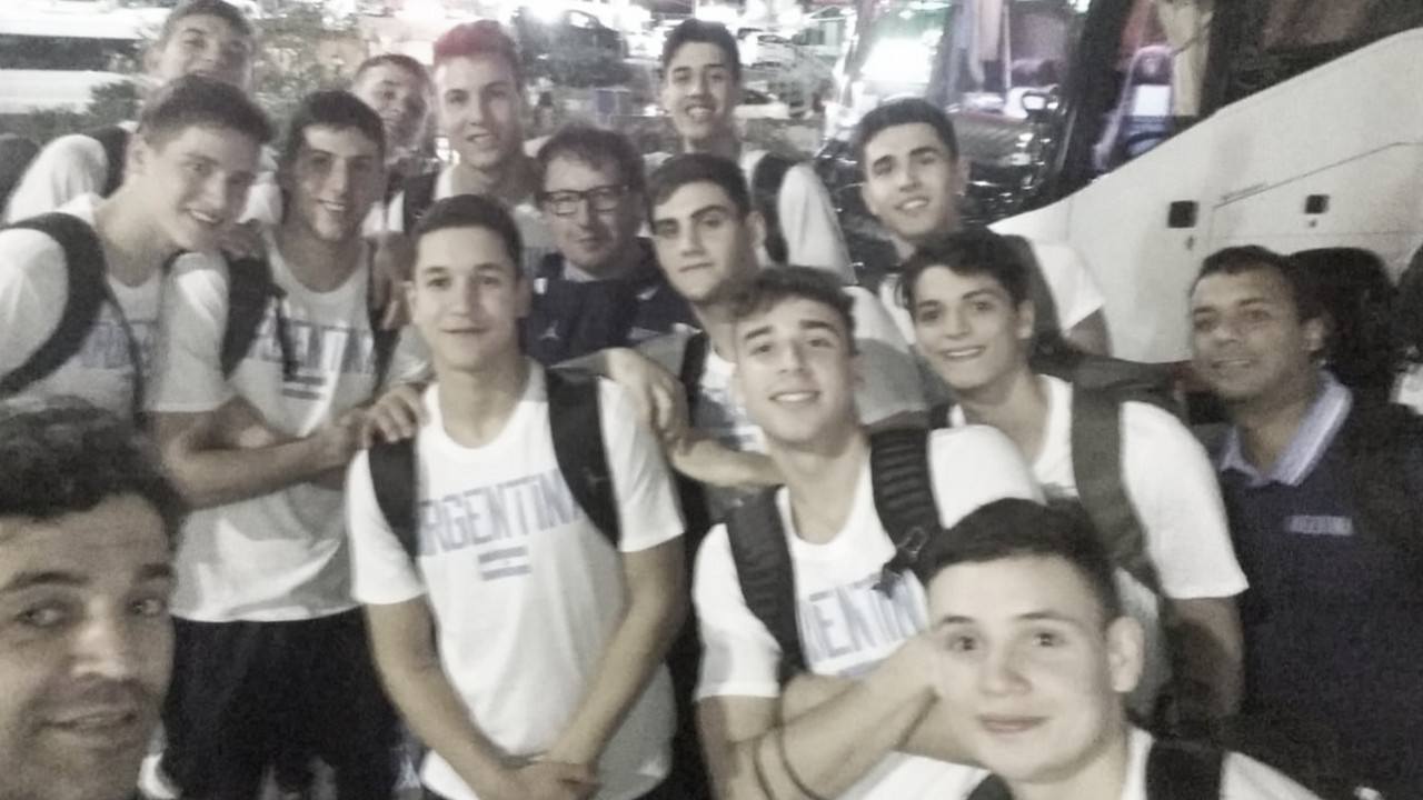 Mundial FIBA U-19: la Selección Argentina va por su sueño en Grecia