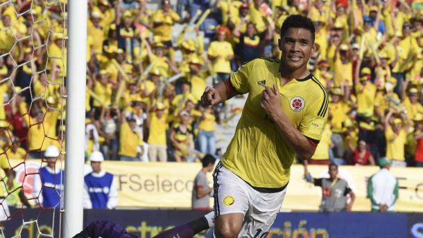 Teo esalta Barranquilla: Colombia-Perù 2-0