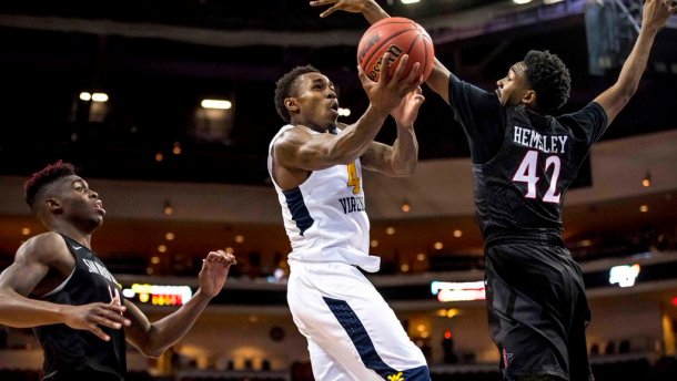 West Virginia Mountaineers Use Toughness To Beat San Diego State, Take Las Vegas Invitational Title