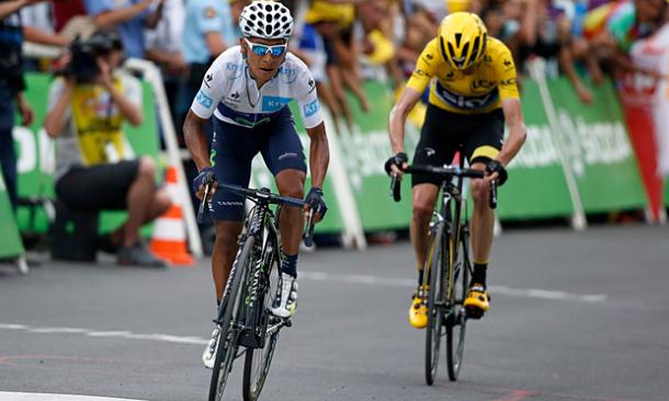Tour de France, 18^ tappa: il Glandon prima dei tornanti di Montvernier