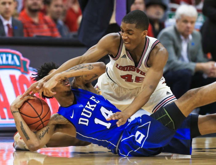 Analysis: Louisville Cardinals Rally To Down Duke Blue Devils In Key ACC Clash