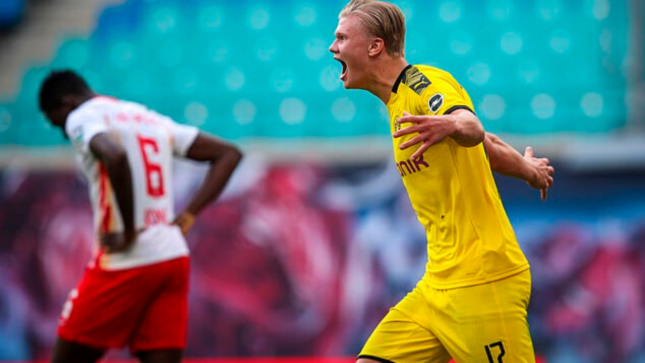 Lifeless Leipzig Lose At Home To Dortmund