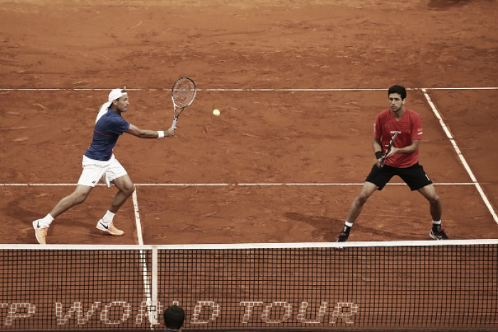 ATP Madrid: Kubot/Melo dispatch Dodig/Granollers to continue stellar year