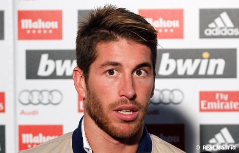 """Sergio Ramos: """"Este equipo tiene mucha ambición por ganar la Décima"""""""