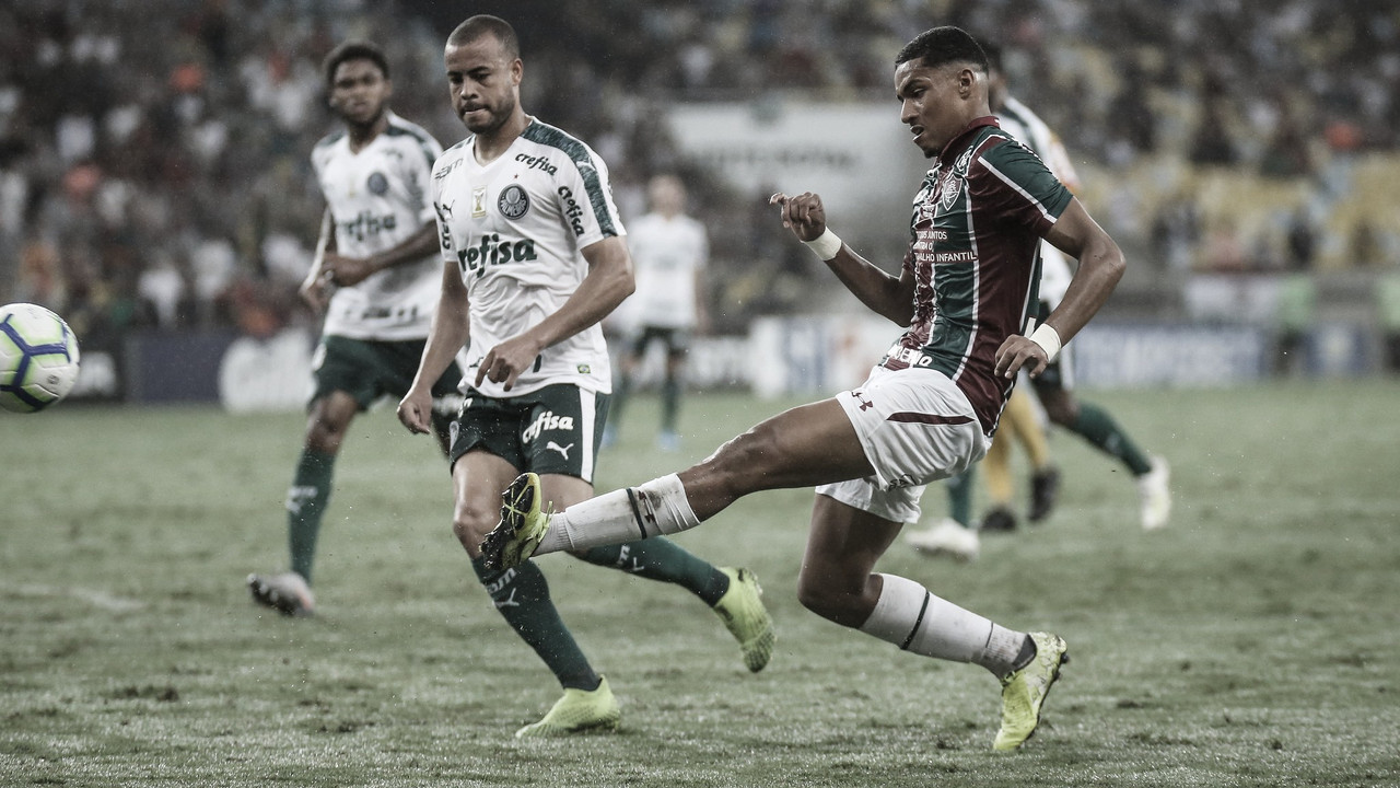 Após derrota na estreia, Fluminense busca primeiros pontos no Brasileirão contra Palmeiras