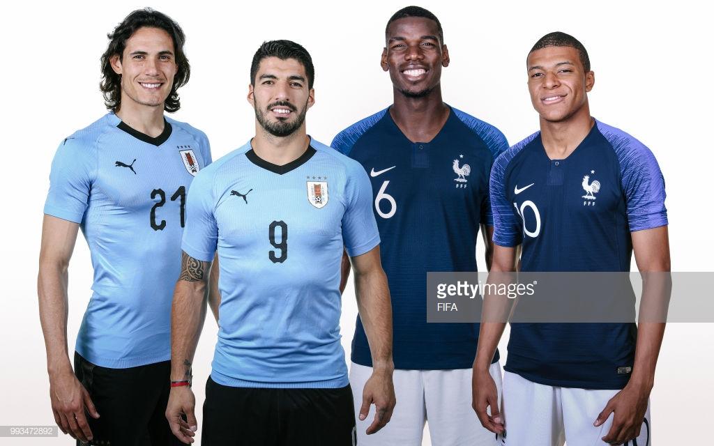 Uruguay vs France Preview: La Celeste battle Les Bleus for first semi-final spot