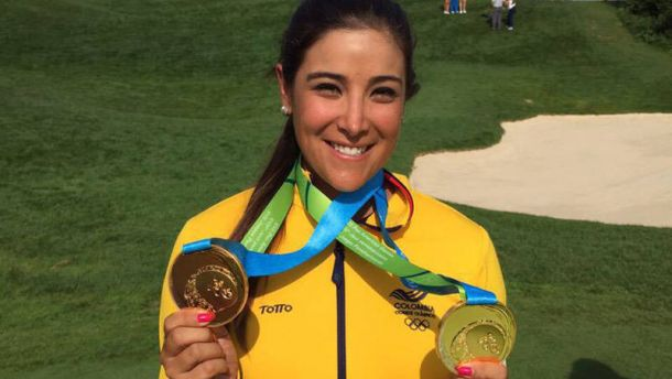 Colombia Sweeps Golf Gold At Pan-Am Games