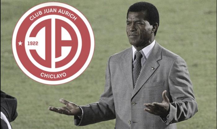Julio César Uribe es el nuevo director técnico de Juan Aurich