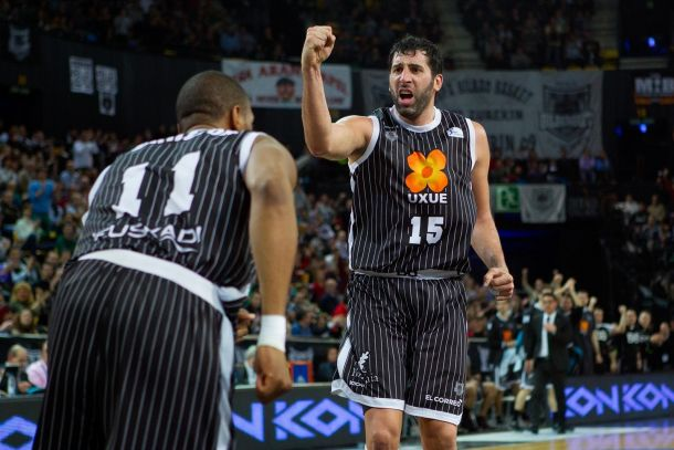Bilbao Basket es readmitido en la Liga Endesa