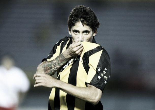 Urreta pela terceira vez no Peñarol: agora em definitivo