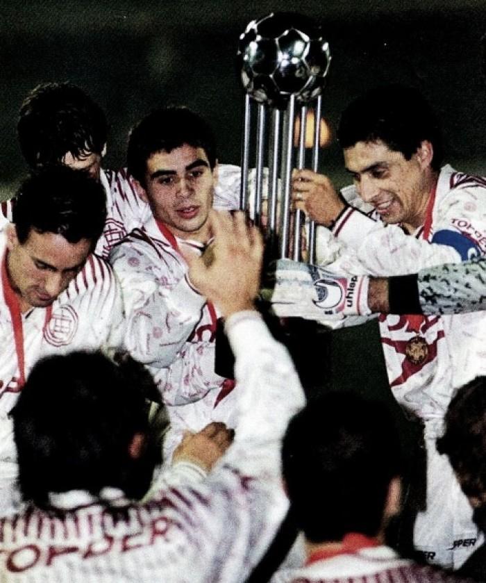 Ídolos Granates: Armando González