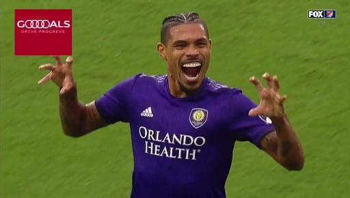 Orlando City continue winning streak with a 3 - 1 over RBNY