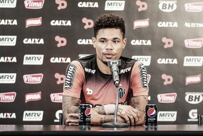 Júnior Urso exalta Fred, mas destaca importância de Pratto no Atlético-MG