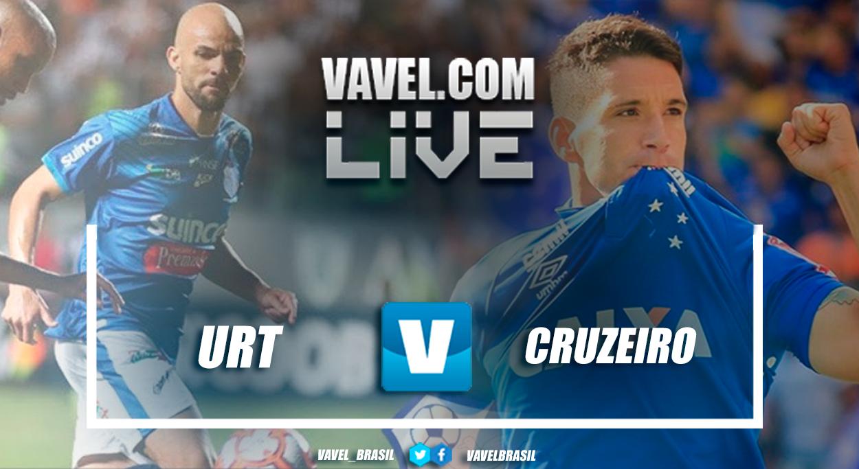 Jogo URT x Cruzeiro AO VIVO online pelo Campeonato Mineiro 2019