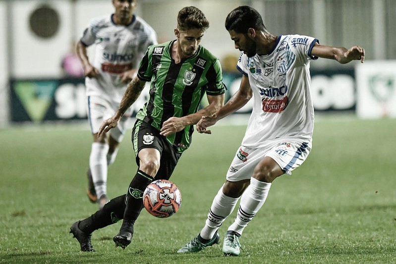 América-MG enfrenta URT em busca da liderança no Campeonato Mineiro