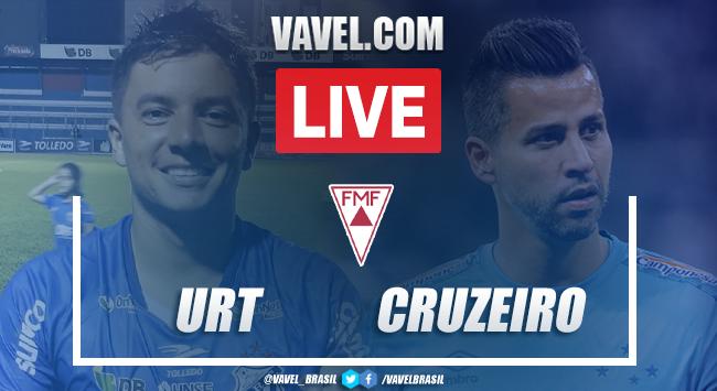 Gols e melhores momentos de URT 0 x 2 Cruzeiro pelo Campeonato Mineiro 2021