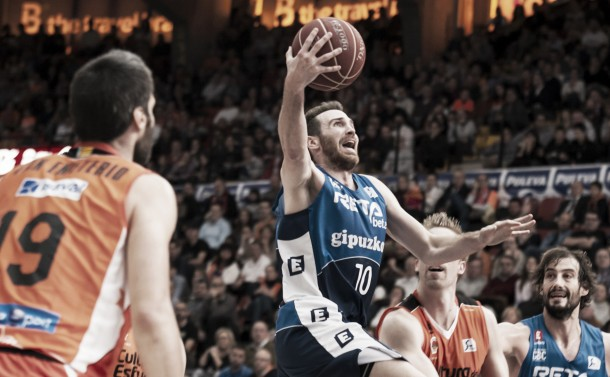El RETAbet Gipuzkoa Basket sigue en caída libre