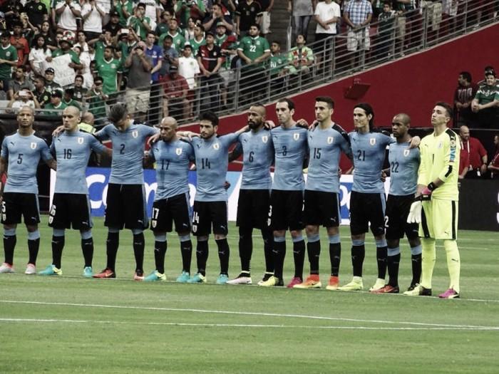 Copa America Centenario, tonfo Celeste senza Suarez