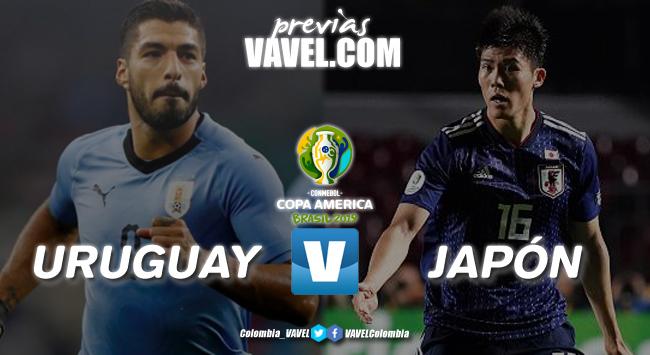 Previa Uruguay vs Japón: los 'charrúas' van por la clasificación