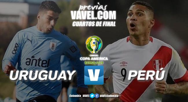 Previa Uruguay vs Perú: la lucha por ser el último semifinalista