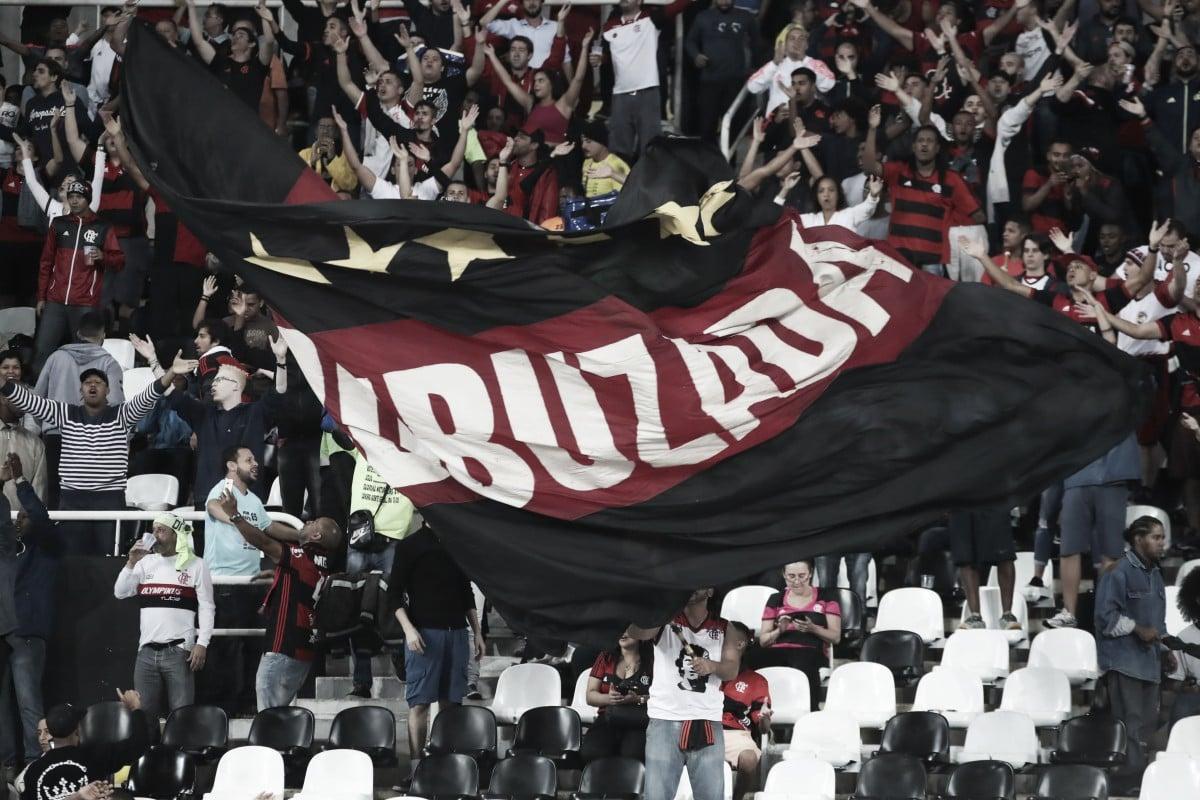 Flamengo goleia Madureira na primeira rodada da Taça Rio
